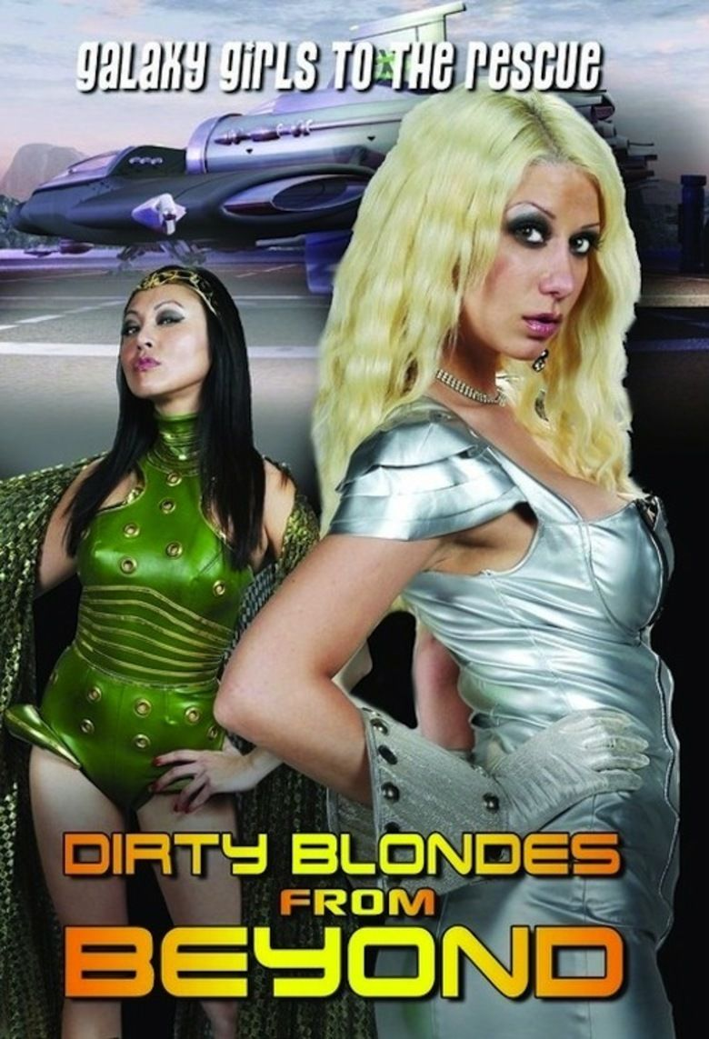 Dirty Blondes from Beyond movie poster