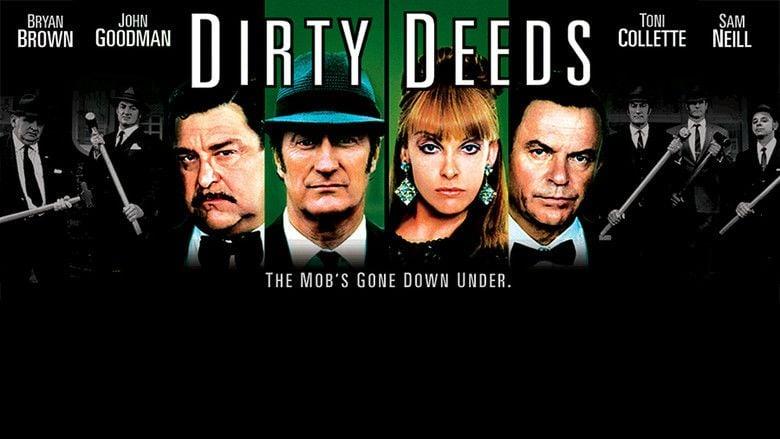 Dirty Deeds (2002 film) movie scenes