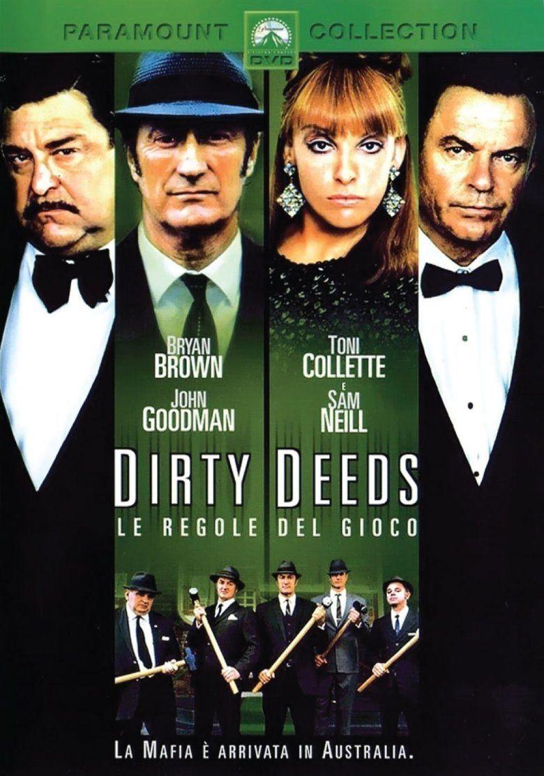 Dirty Deeds (2002 film) movie poster