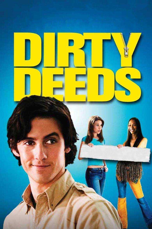 Dirty Deeds (2005 film) movie poster