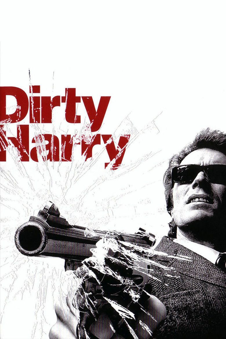 Dirty Harry movie poster