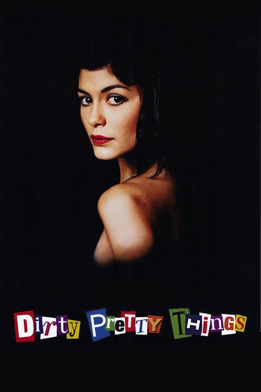Dirty Pretty Things (film) movie poster