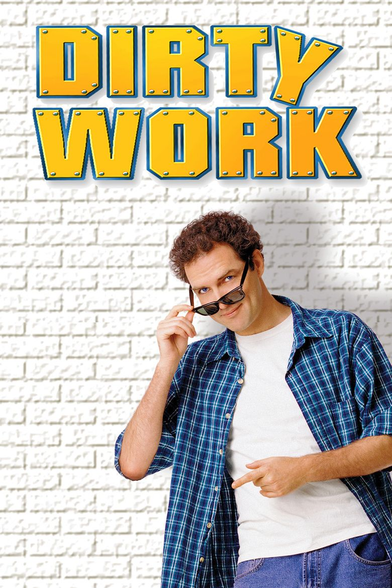 Dirty Work (1998 film) movie poster