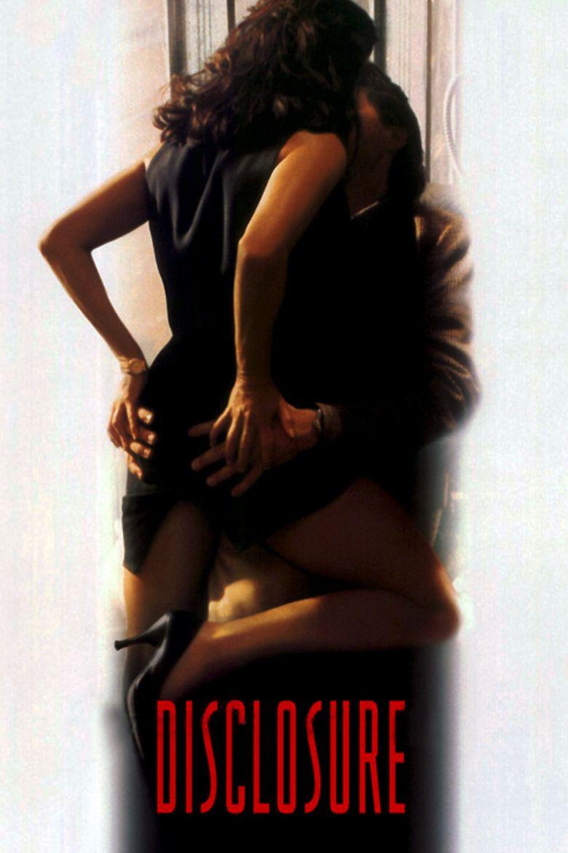 Disclosure (film) movie poster