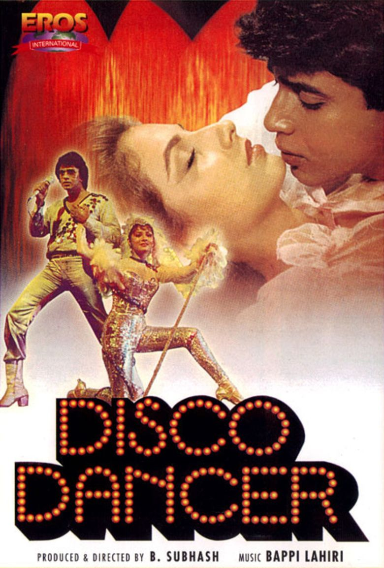 Disco Dancer movie poster