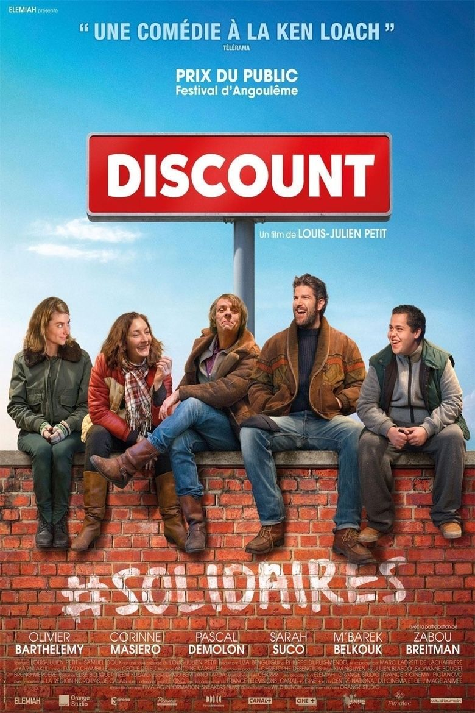 Discount (film) movie poster