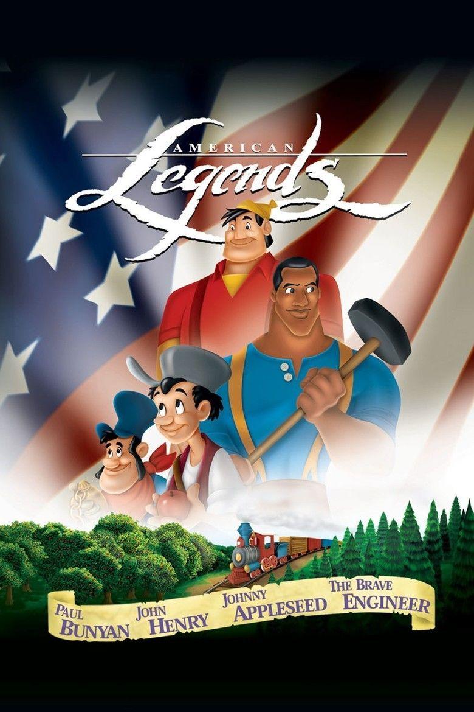Disneys American Legends movie poster