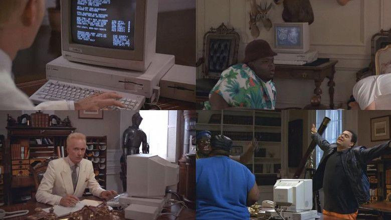 Disorderlies movie scenes