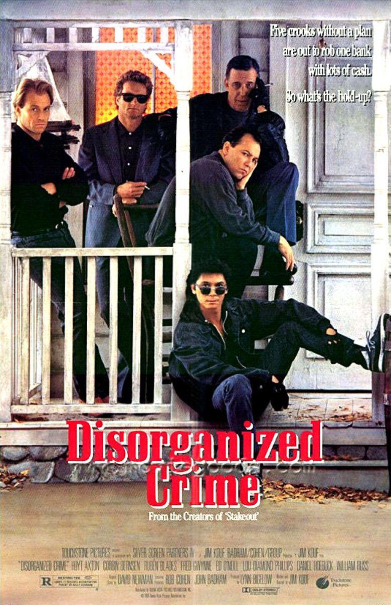 Disorganized Crime movie poster