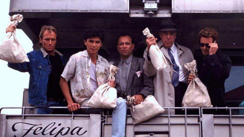 Disorganized Crime movie scenes