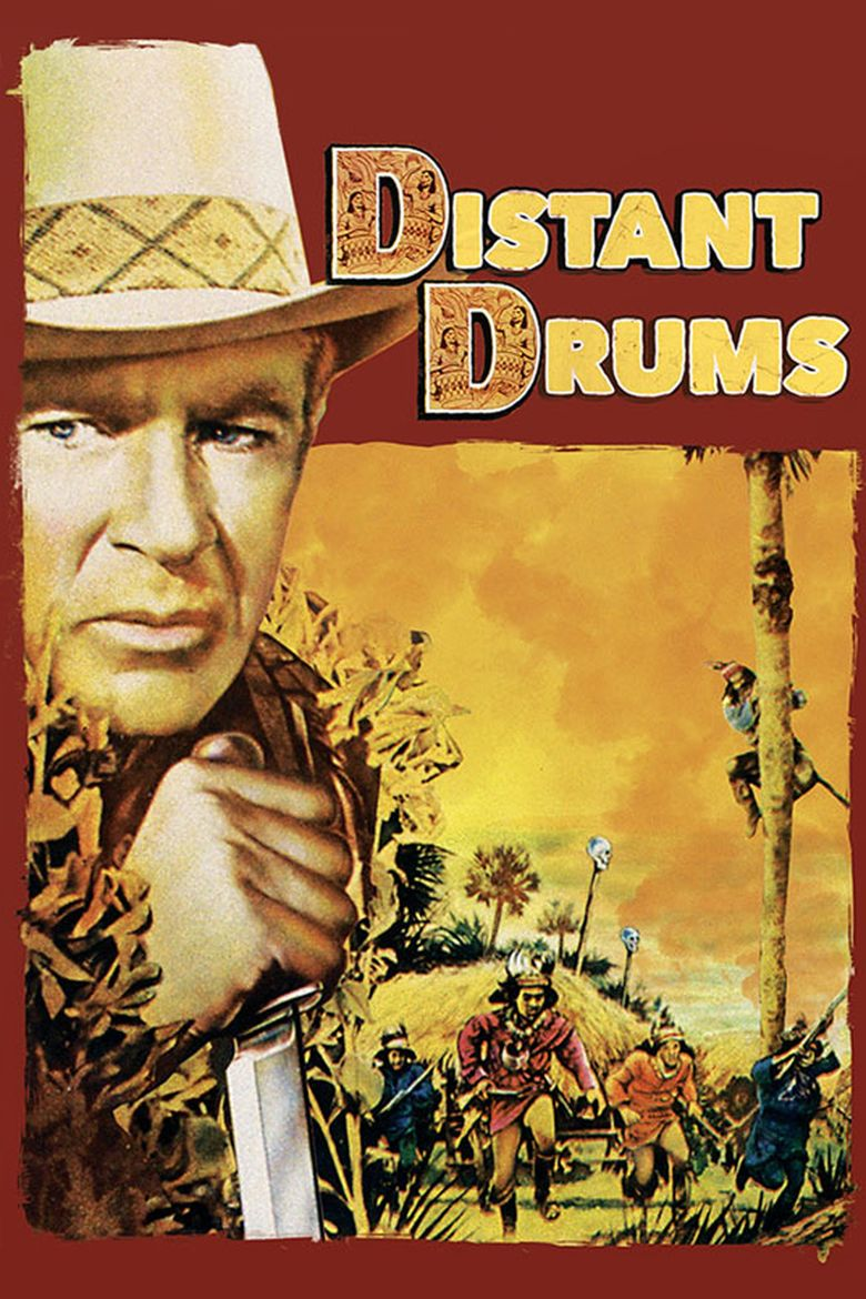 Distant Drums movie poster
