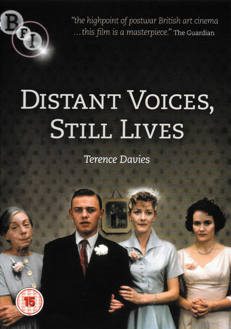 Distant Voices, Still Lives movie poster