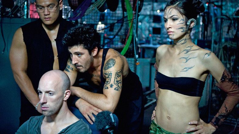 District 13: Ultimatum movie scenes