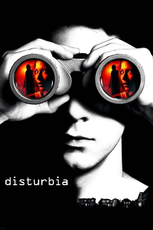 Disturbia (film) movie poster
