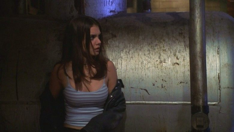 Disturbing Behavior movie scenes