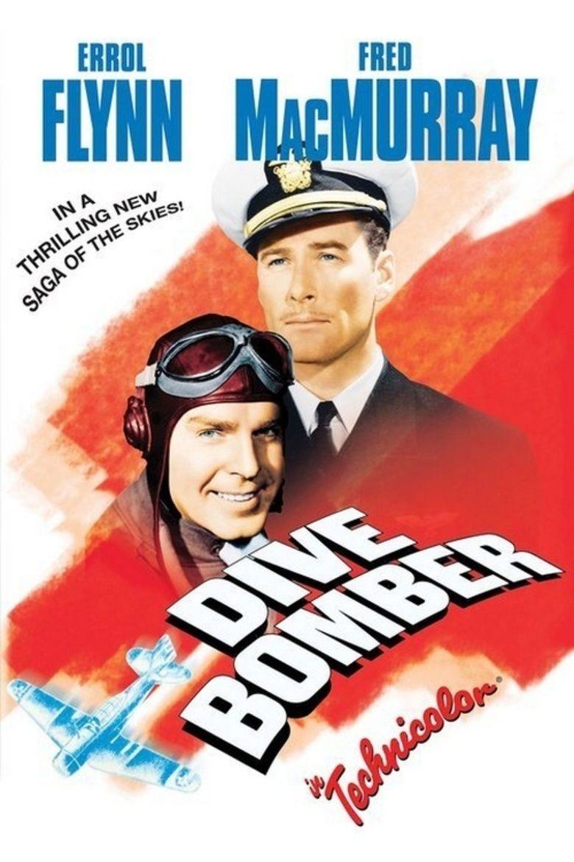 Dive Bomber (film) movie poster