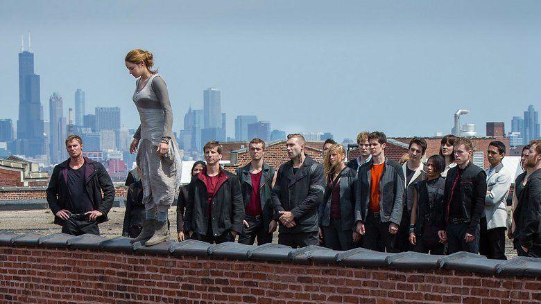 Divergent (film) movie scenes