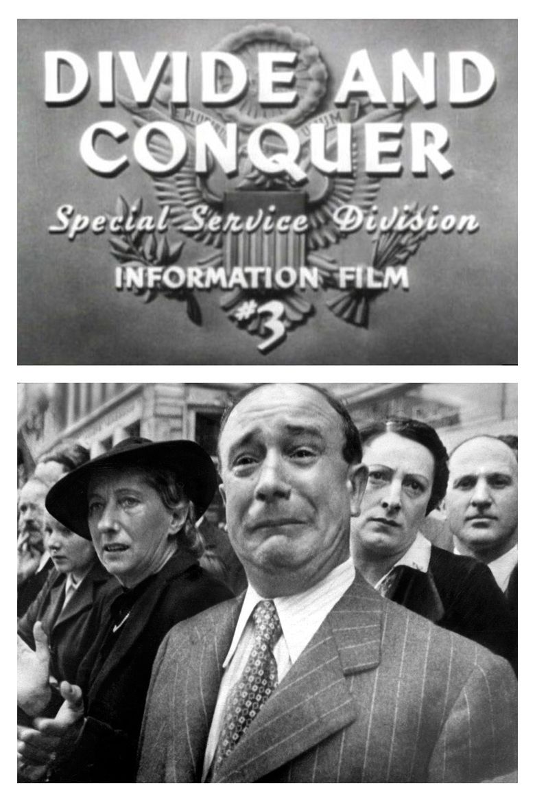 Divide and Conquer (film) movie poster