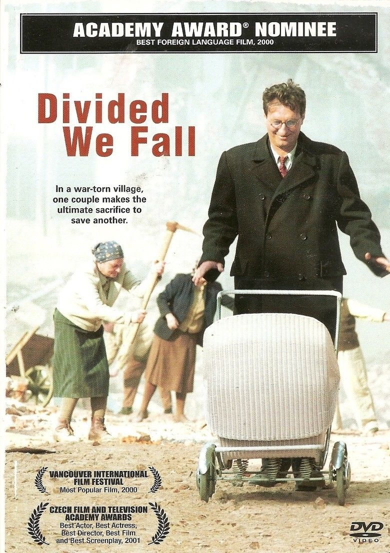 Divided We Fall (film) movie poster