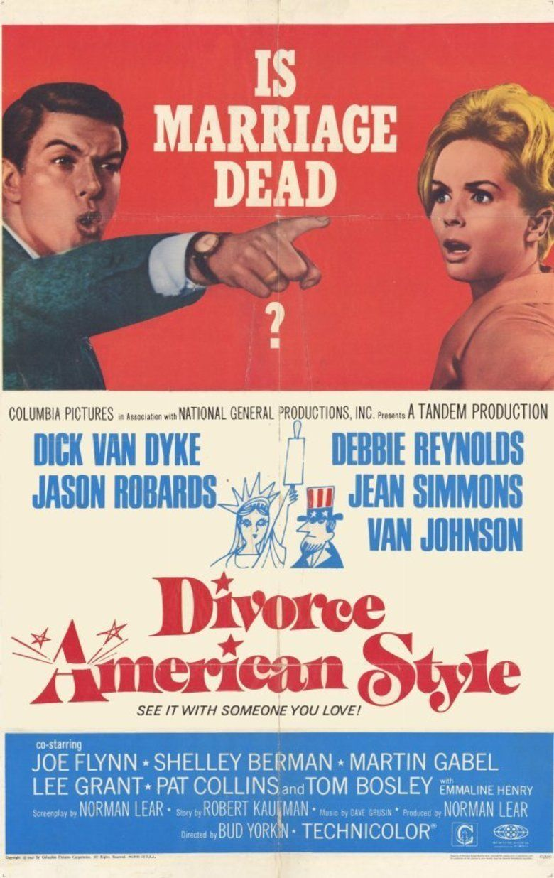 Divorce American Style movie poster