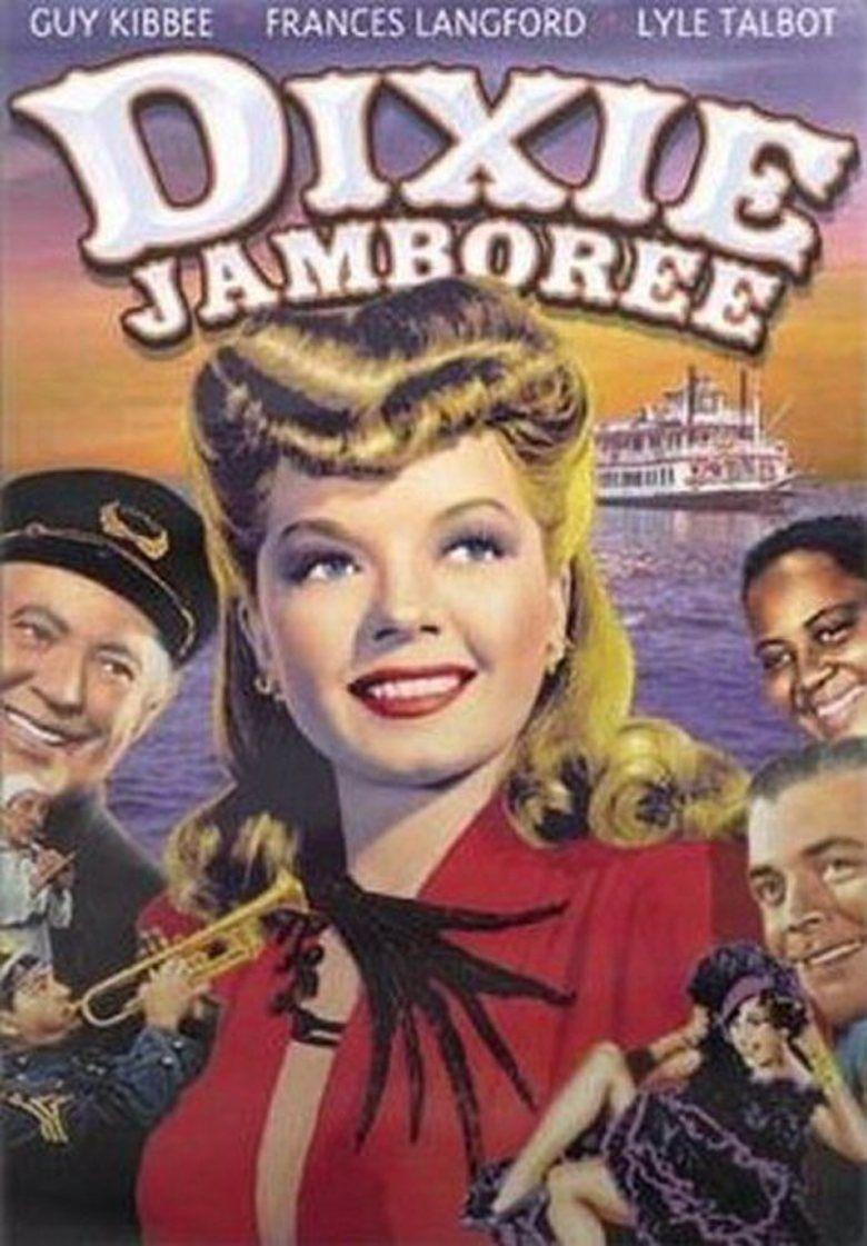 Dixie Jamboree movie poster