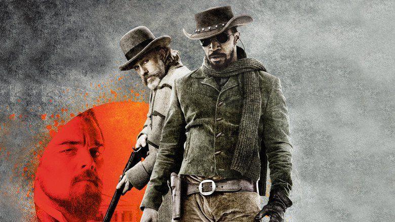Django Unchained movie scenes