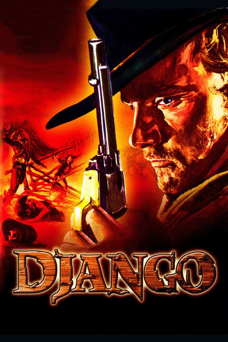 Django (film) movie poster