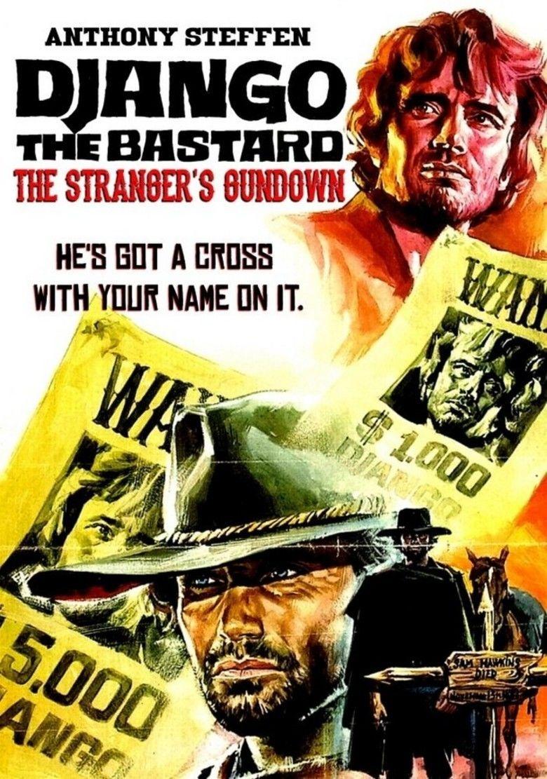 Django the Bastard movie poster
