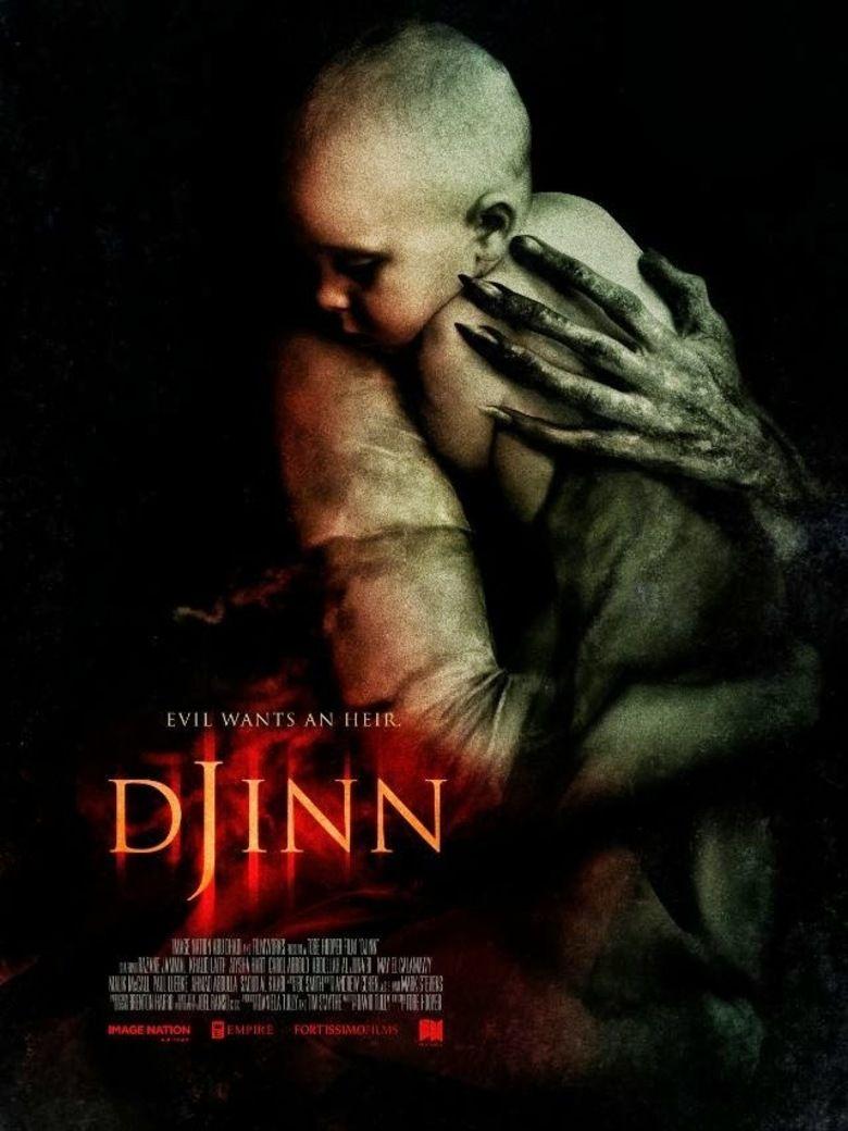 Djinn (film) movie poster