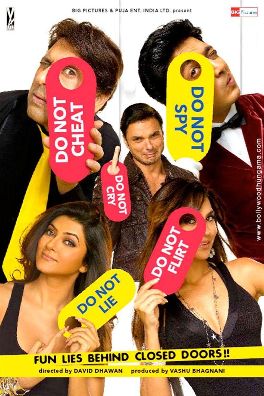 Do Knot Disturb movie poster