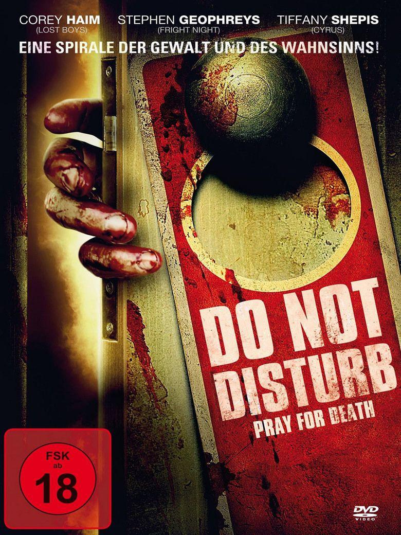 Do Not Disturb (2013 film) movie poster