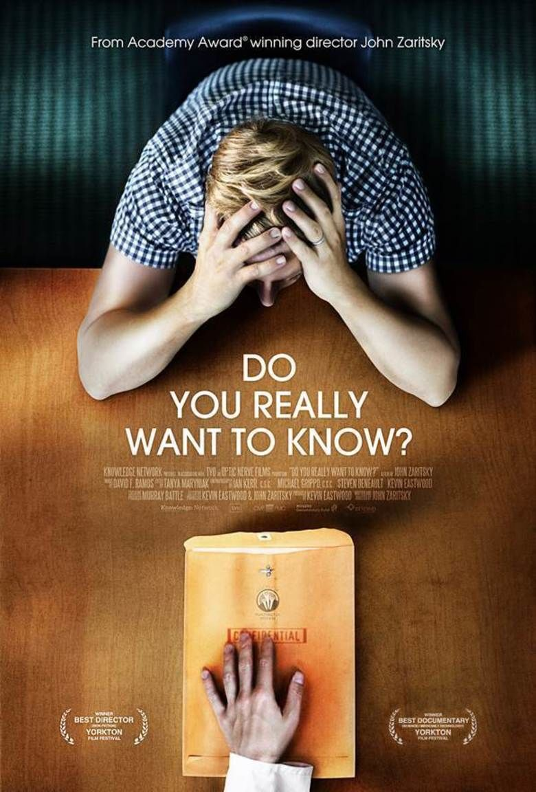 Do You Really Want to Know movie poster