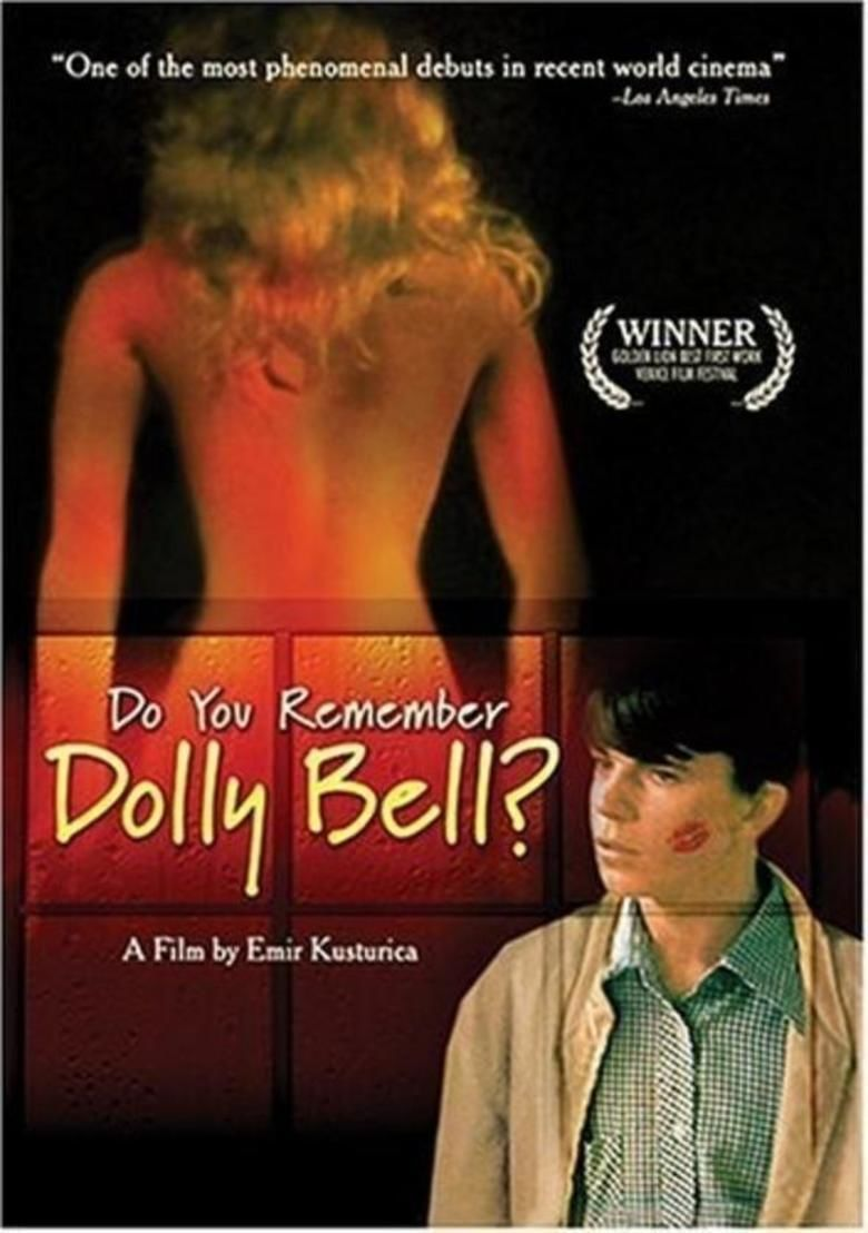 Do You Remember Dolly Bell movie poster