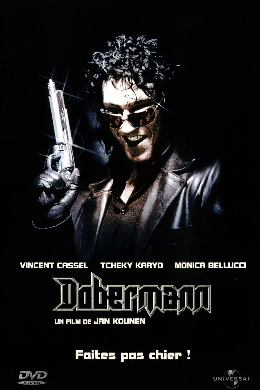 Dobermann (film) movie poster