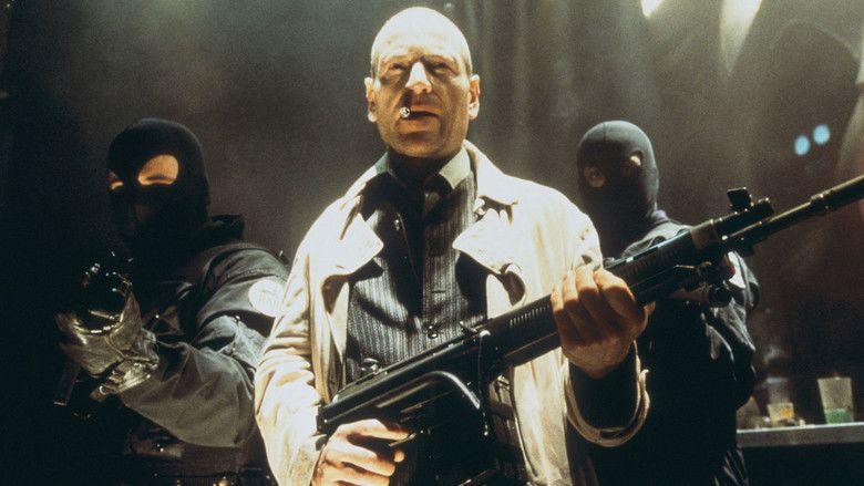Dobermann (film) movie scenes