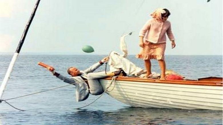 Docking the Boat movie scenes