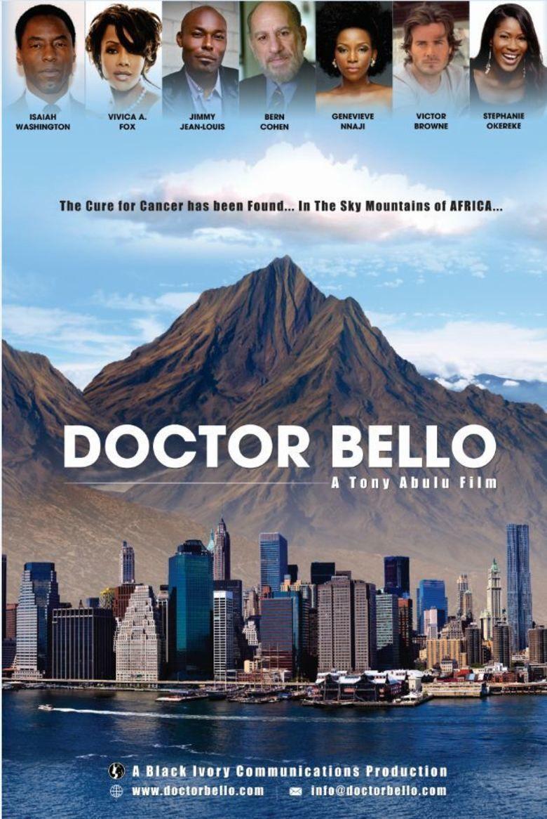 Doctor Bello movie poster
