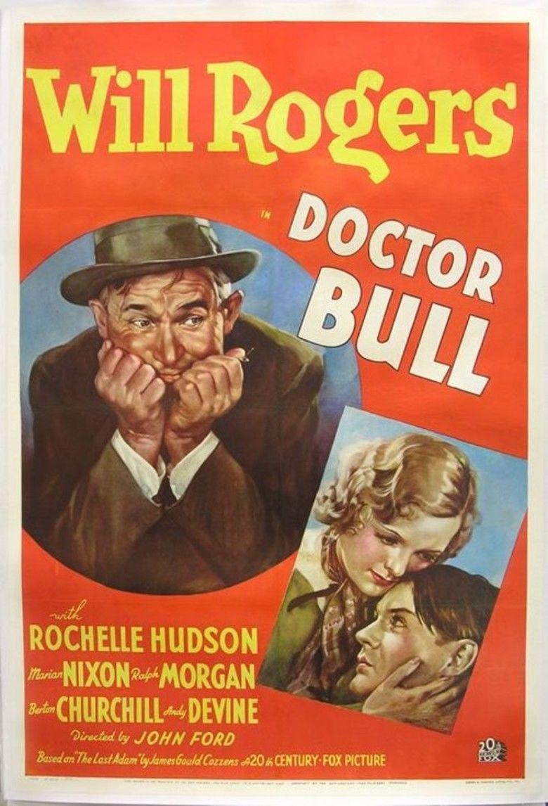 Doctor Bull movie poster