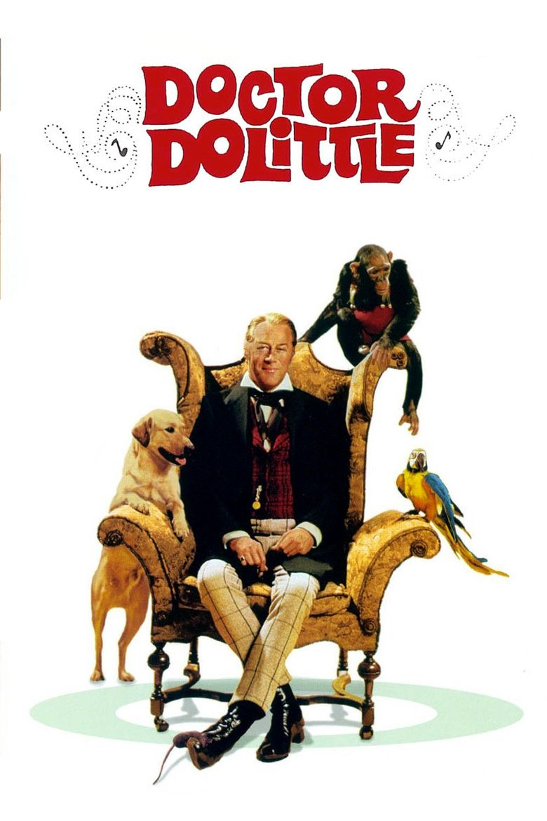 Doctor Dolittle (film) movie poster