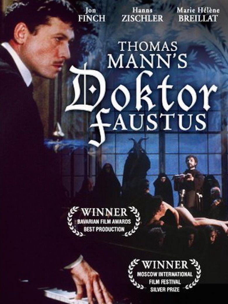 Doctor Faustus (1982 film) movie poster