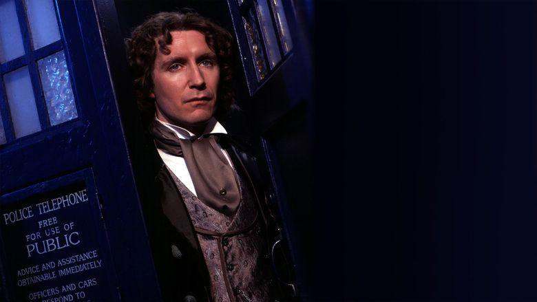 Doctor Who (film) movie scenes