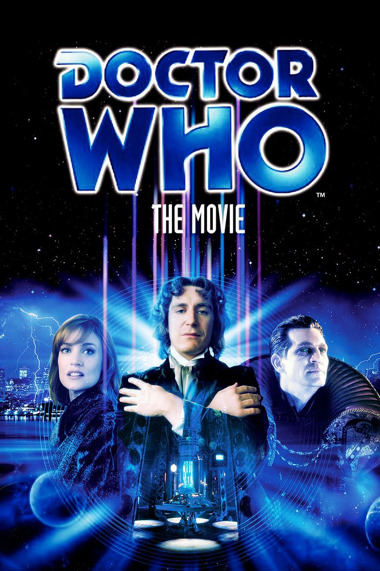 Doctor Who (film) movie poster