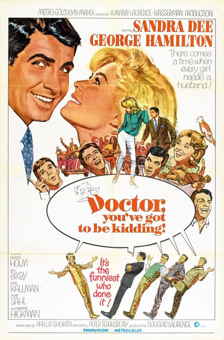 Doctor, Youve Got to Be Kidding! movie poster