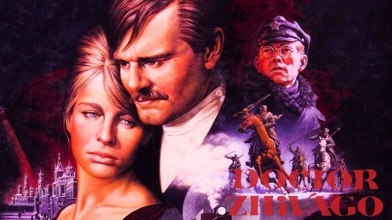 Doctor Zhivago (film) movie scenes