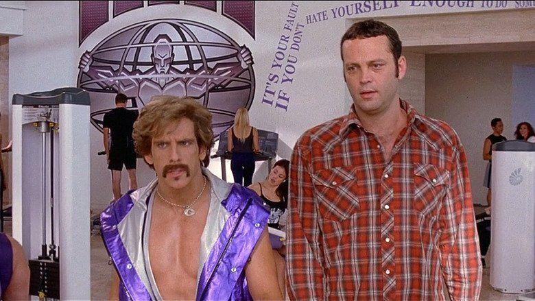 DodgeBall: A True Underdog Story movie scenes