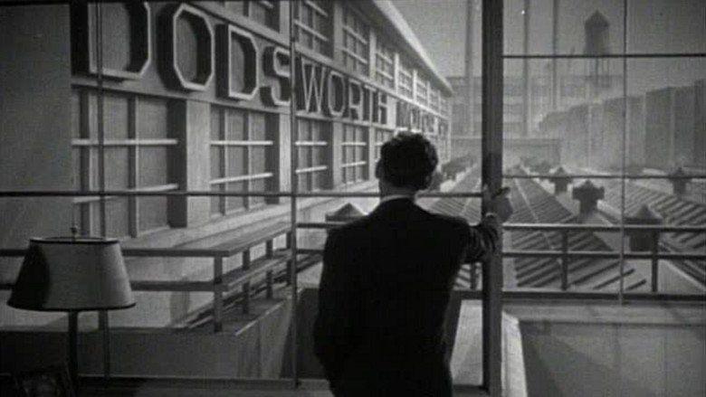 Dodsworth (film) movie scenes