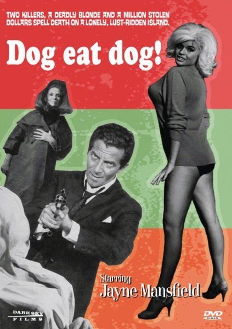 Dog Eat Dog (1964 film) movie poster