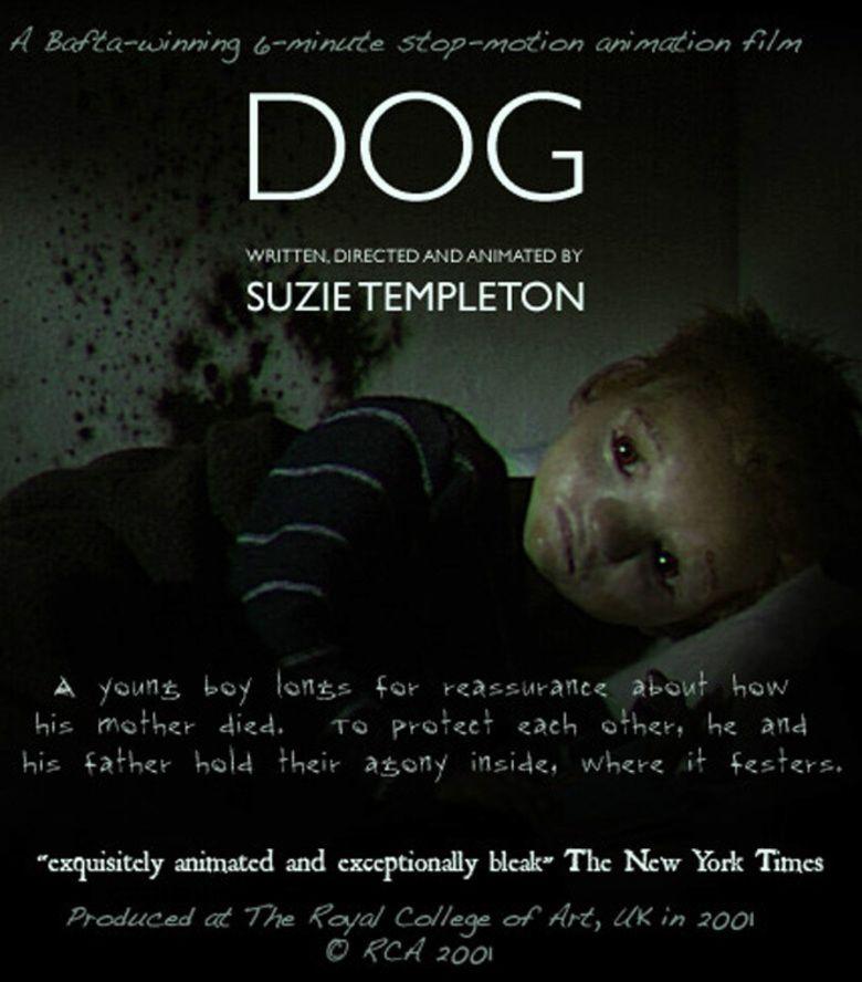 Dog (film) movie poster