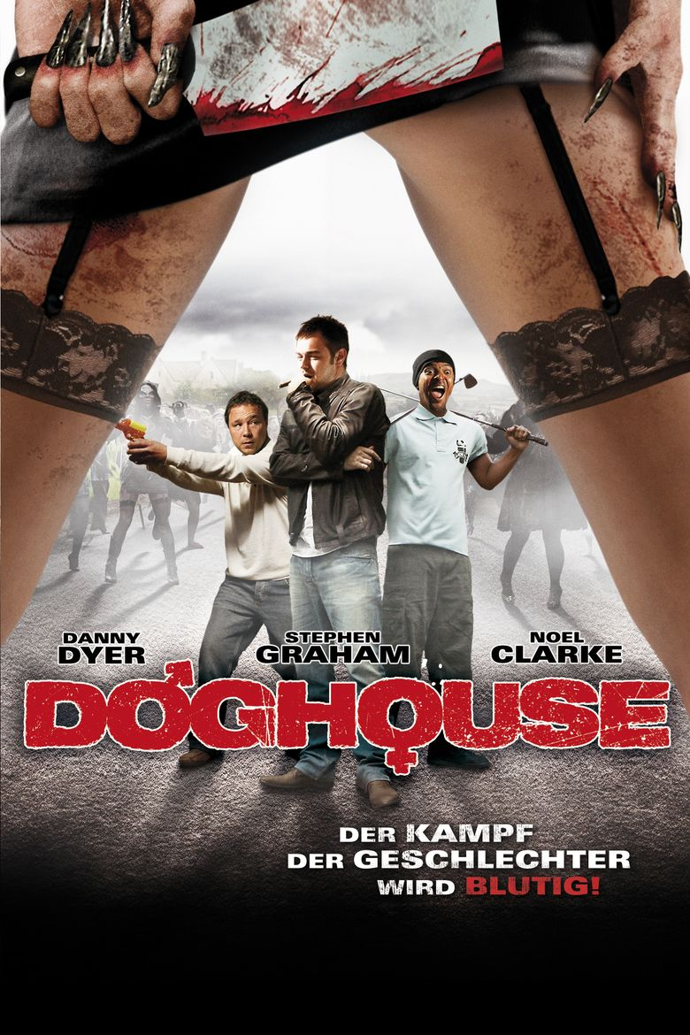 Doghouse (film) movie poster
