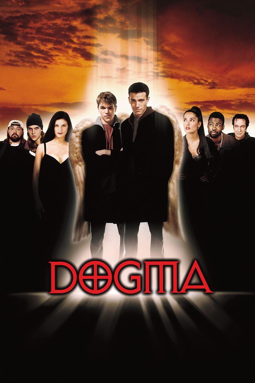 Dogma (film) movie poster